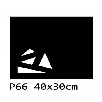 B66 Bieżnik obrus na stół z filcu