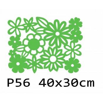 B56 40x30 cm Bieżnik obrus na stół z filcu