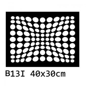 B13I 40x30 cm Bieżnik obrus z filcu na stół