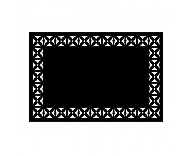 B20 60x40 cm Bieżnik obrus na stół z filcu