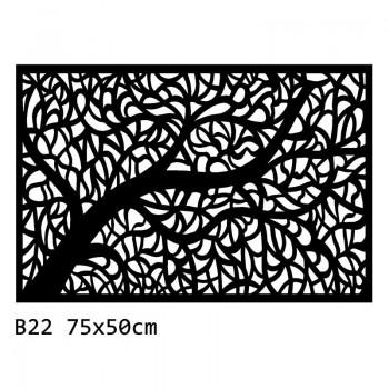 B22 75x50 cm Bieżnik obrus z filcu na stół