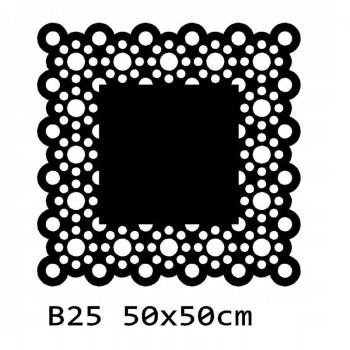 B25 50x50 cm Bieżnik obrus na stół z filcu