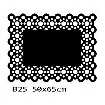 B25 65x50 cm Bieżnik obrus na stół z filcu