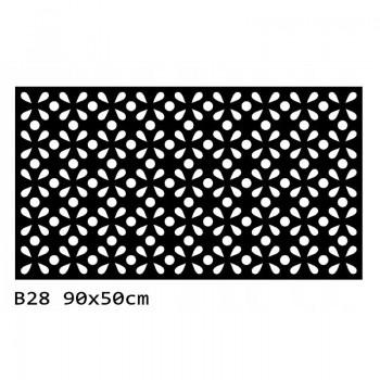 B28 90x50 cm Bieżnik obrus na stół z filcu