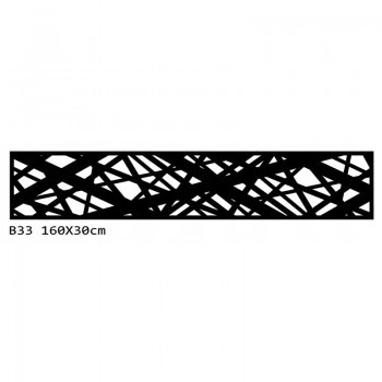 B33 160x30 cm Bieżnik obrus na stół z filcu