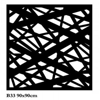 B33 90x90 cm Bieżnik obrus na stół z filcu