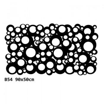 B54 90x50 cm Bieżnik obrus z filcu na stół