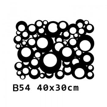 B54 40x30 cm Bieżnik obrus z filcu na stół