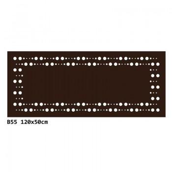 B55 120x50 cm Bieżnik obrus na stół z filcu