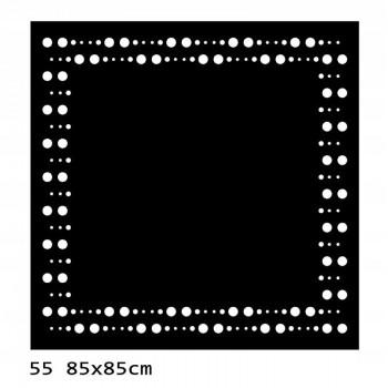 B55 85x85 cm Bieżnik obrus z filcu na stół