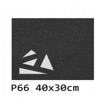 B66 40x30 cm Bieżnik obrus na stół z filcu