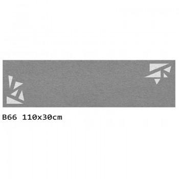 B66 110x30 cm Bieżnik obrus z filcu na stół