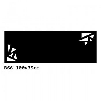 B66 100x35 cm Bieżnik obrus z filcu na stół