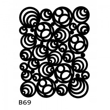 B69 99x76 cm Bieżnik obrus z filcu na stół