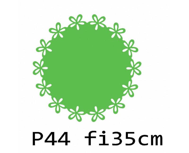 B44 FI35 Bieżnik obrus z filcu na stół